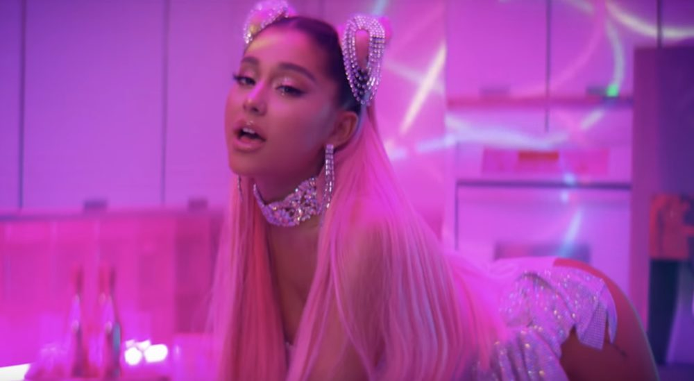 "So many people on Twitter are making the exact same ""7 Rings"" joke, and we stan for it"