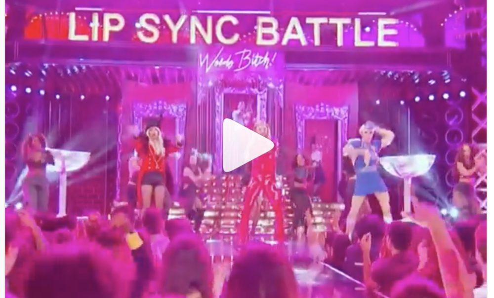 The <em>Queer Eye</em> guys CRUSHED IT in this Britney Spears-themed Lip Sync Battle