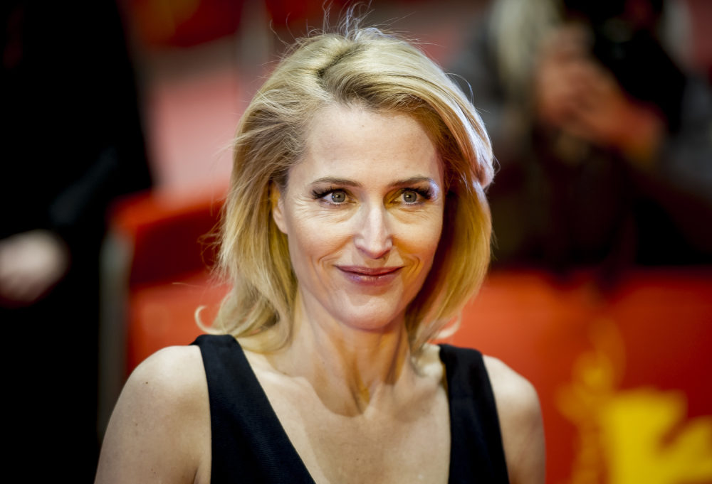 Gillian Anderson may play a major character in <em>The Crown</em>, because sometimes we get nice things