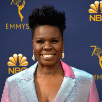 "Leslie Jones responded to the new all-male <em>Ghostbusters</em> reboot—""It's insulting"""