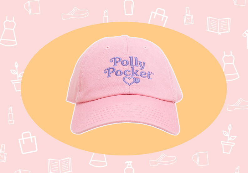 WANT/NEED: A pink Polly Pocket hat for your inner '90s kid, and more stuff you want to buy