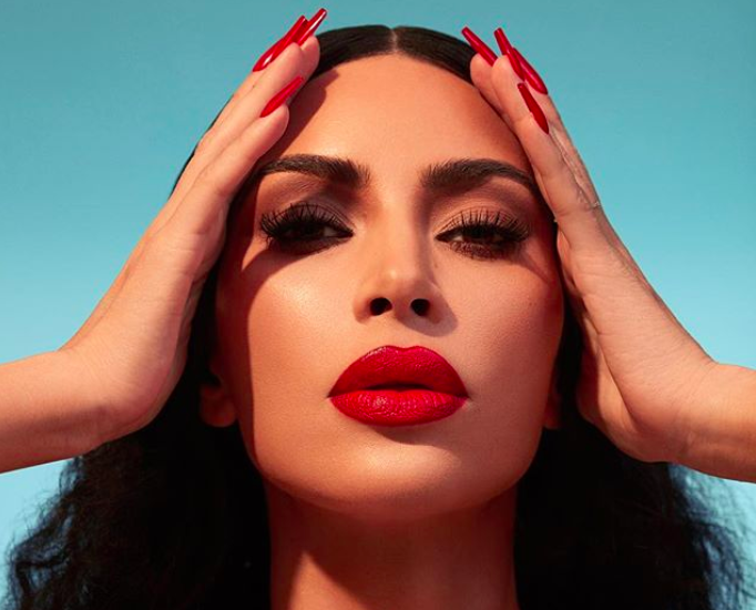 KKW Beauty is launching a total of four red lipsticks, which is good news for nude lip haters
