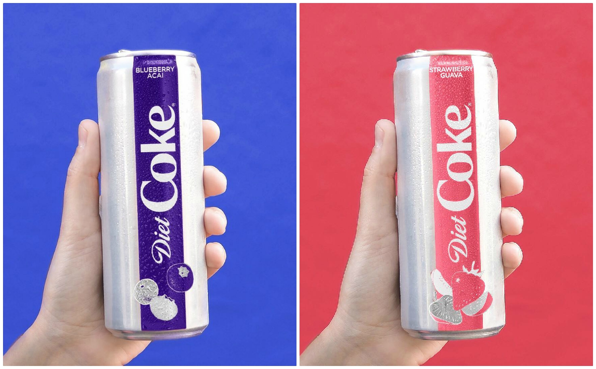 We Tried The Confusing New Diet Coke Flavors, Here's Our