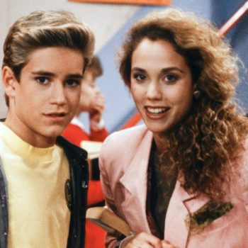 Mark-Paul Gosselaar confirmed he dated <em>Saved by the Bell</em> costar Elizabeth Berkley, so don't tell Kelly