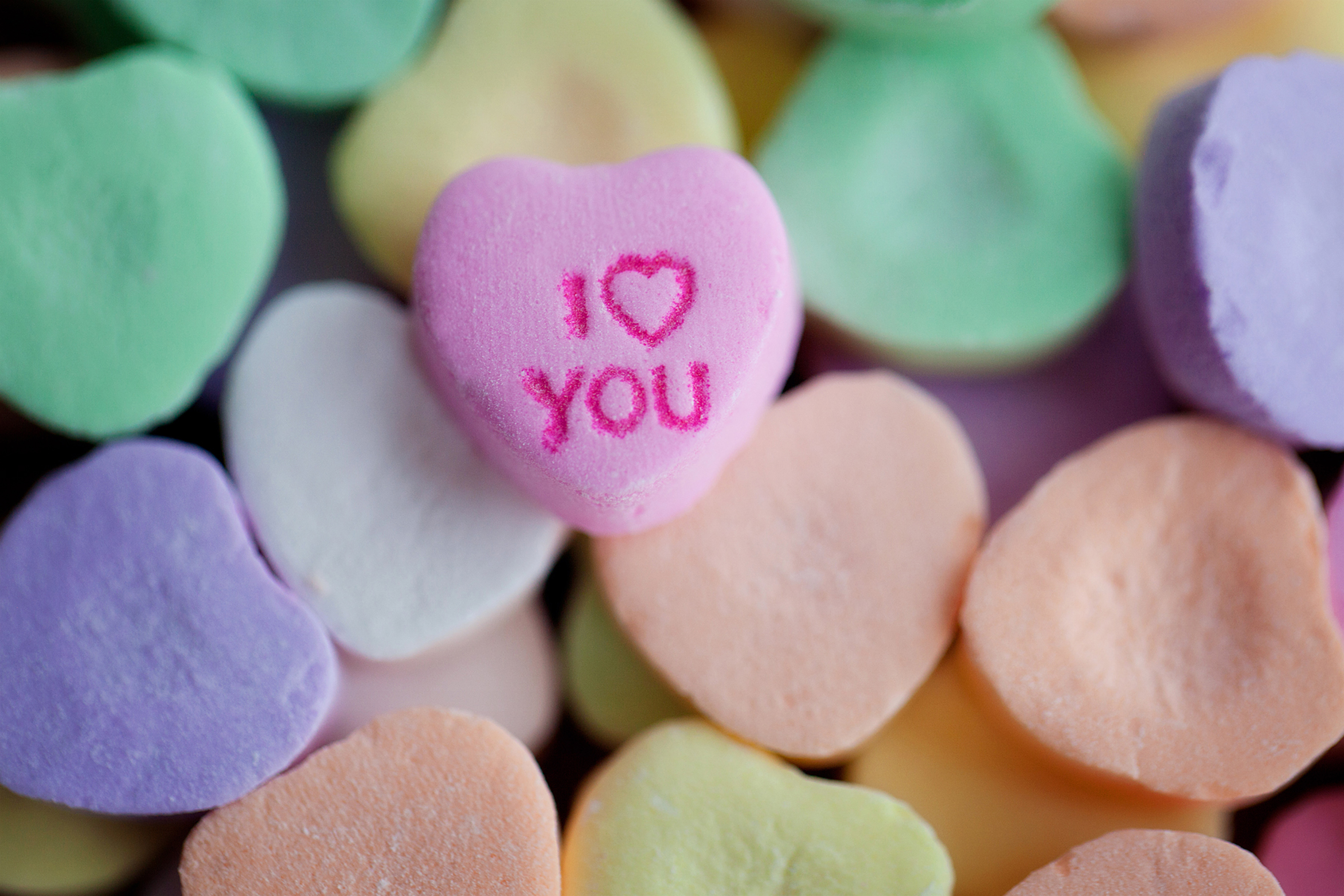 Your fave candy hearts won't be available this Valentine's Day, so you'll have to be a little more direct with your crush
