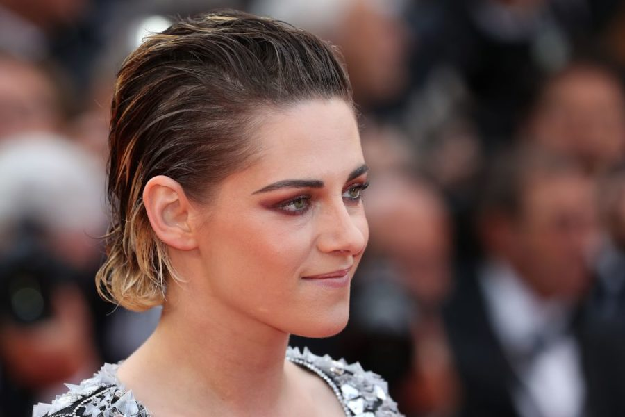 Kristen Stewart's new haircut gives us major Tilda Swinton vibes