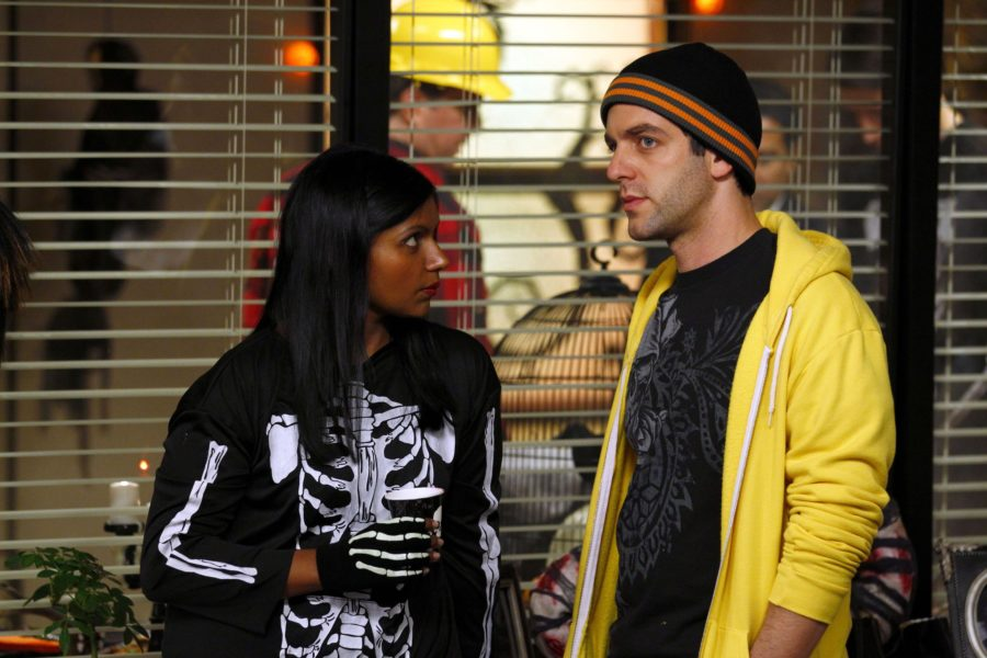 So, Mindy Kaling thinks Kelly Kapoor is in jail right now for murdering Ryan