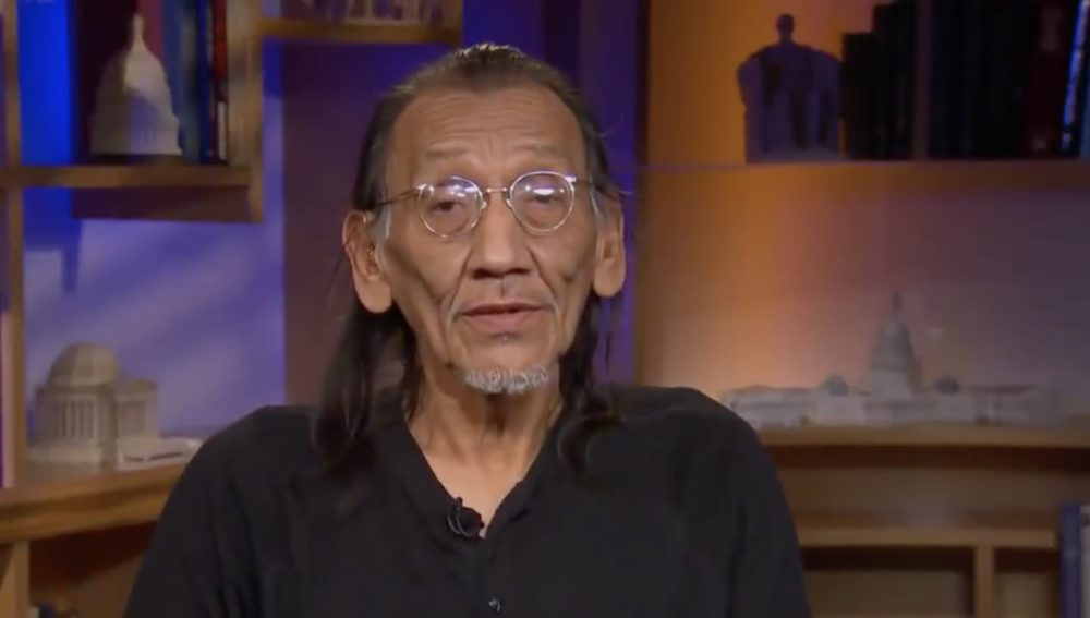 Nathan Phillips says he forgives the Covington Catholic student from the viral encounter