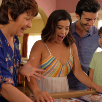 There's officially going to be a <em>Jane the Virgin</em> spinoff, and the unusual premise is perfection
