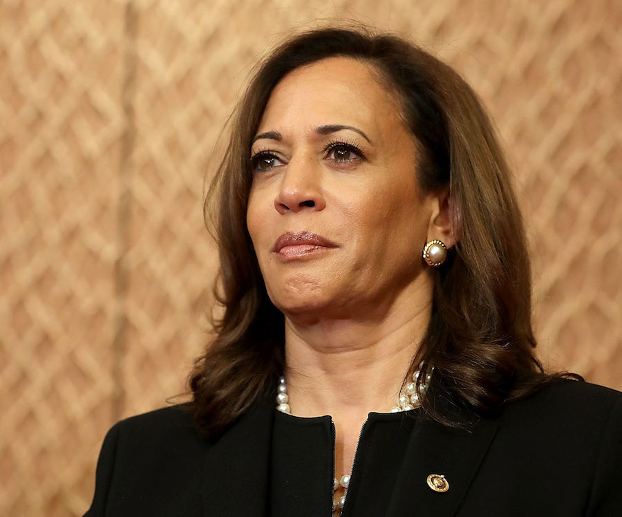 Opinion: Can we not reboot birtherism during Kamala Harris's campaign?