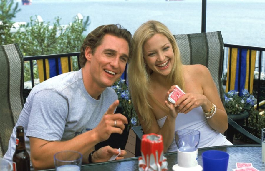 Matthew McConaughey ranked his rom-coms from best to worst