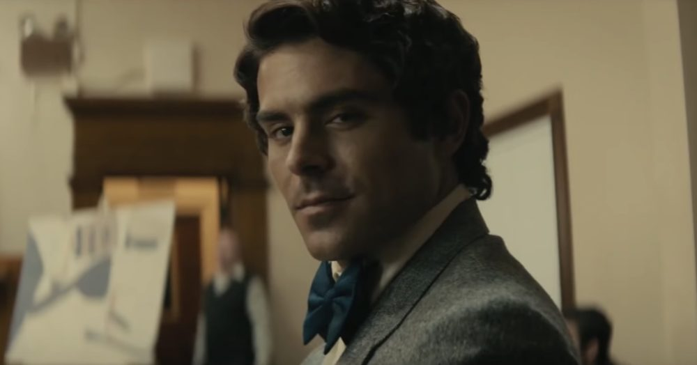 A totally different trailer for the Zac Efron Ted Bundy movie just dropped, and it looks like Netflix listened to its critics