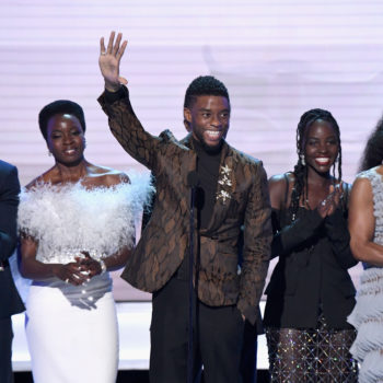 "Chadwick Boseman's SAG acceptance speech about being ""young, gifted, and black"" should be required viewing"