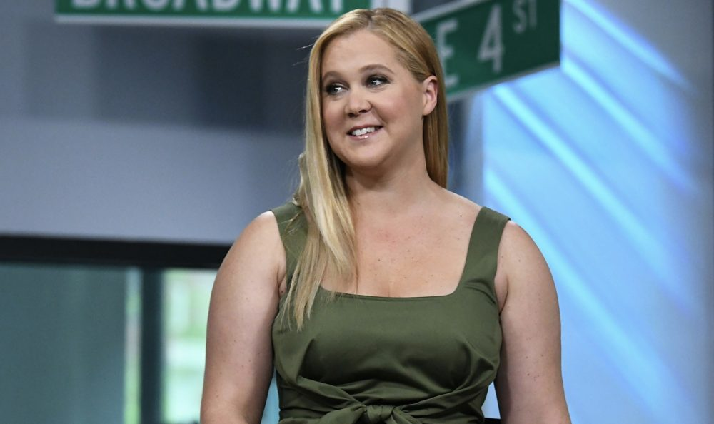"Amy Schumer's sister-in-law made her a ""vagina giving birth"" cake, and maybe skip this photo if you're squeamish"