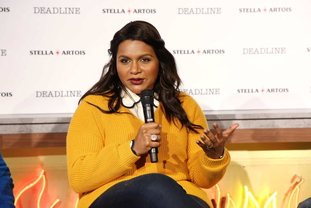 Mindy Kaling just made a historic deal with Amazon—and this feels so right