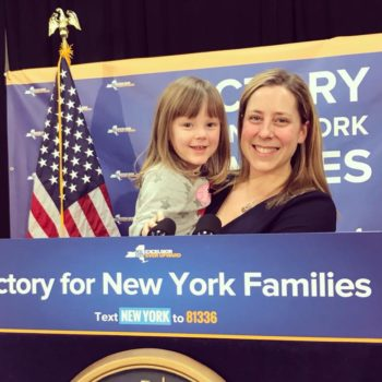 Mothers should have a place in government, and this new organization is making sure they get elected