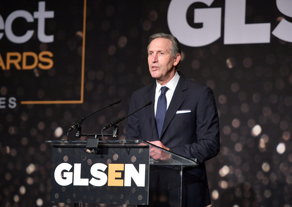 Howard Schultz, former Starbucks CEO, might run for president—and here's why people are worried