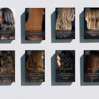 Kristin Ess launched a hair gloss line, so you can have Instagram-ready hair any time you want
