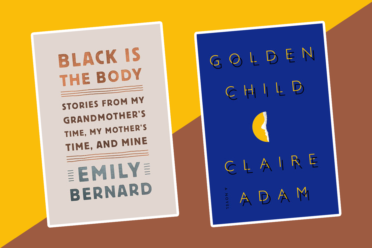 The best new books to read this week: <em>Black Is the Body,</em> <em>Golden Child,</em> and more