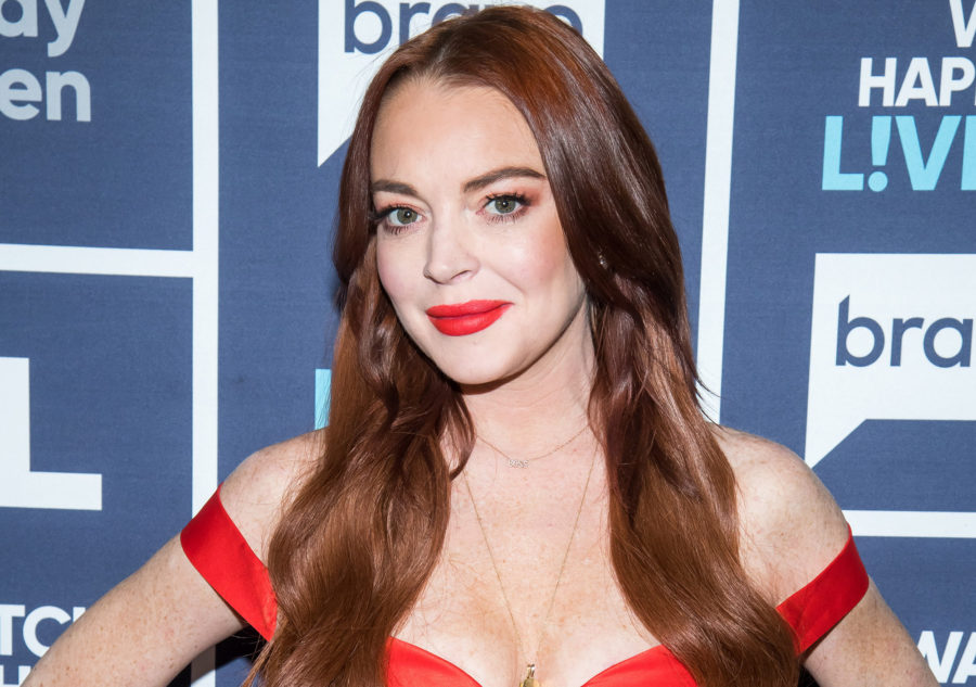 Lindsay Lohan will star in her first movie in six years—and it's about werewolves
