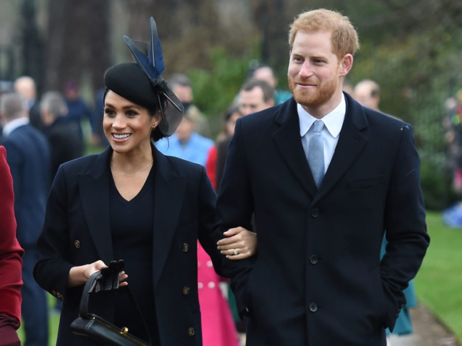 How Meghan Markle and Prince Harry will spend their first Valentine's Day as a married couple