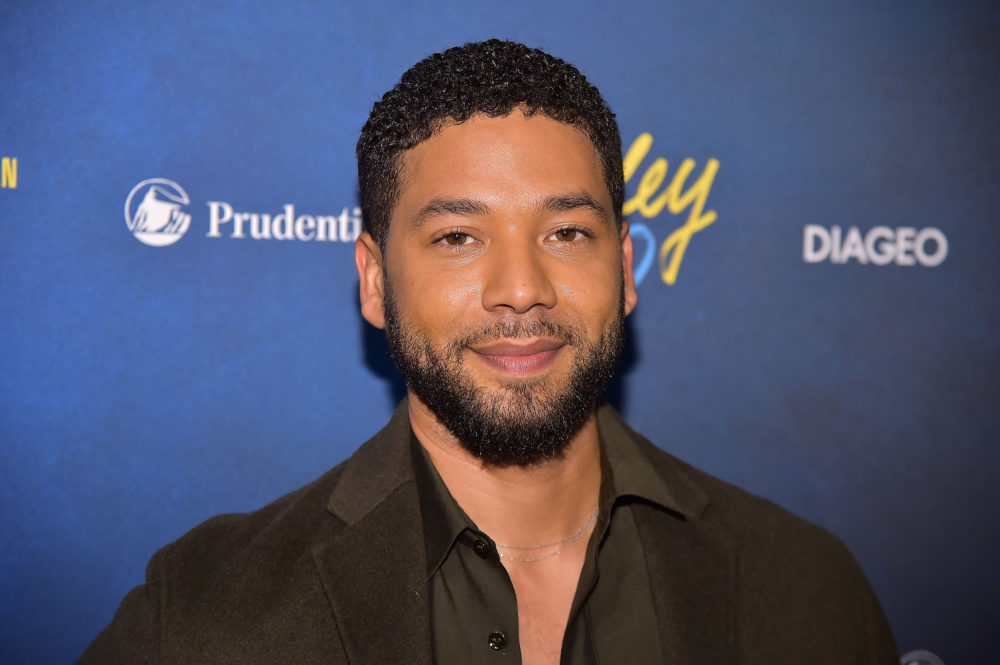 "Jussie Smollett's has officially released a statement about his attack—""My body is strong but my soul is stronger"""