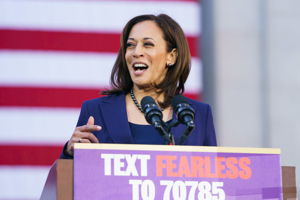 Kamala Harris has the best response to people who say the Democrats need a male candidate to win in 2020