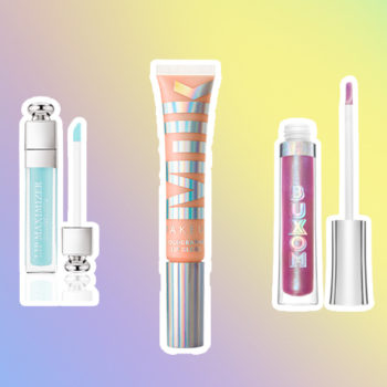 15 space-age, holographic lip glosses that are actually totally wearable