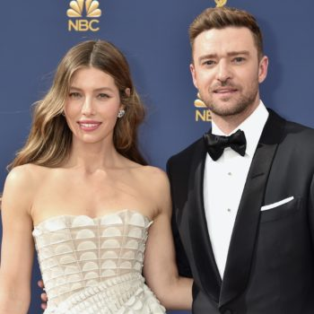 Justin Timberlake filming Jessica Biel while she sleeps in a car is shockingly relatable