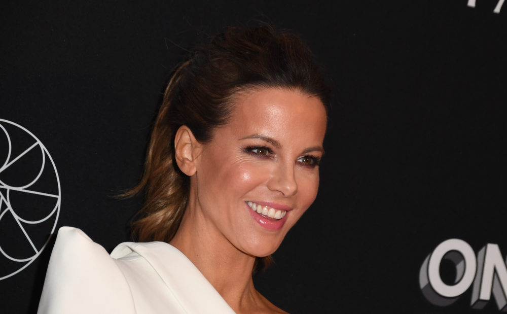 Kate Beckinsale got mistaken for Kate Middleton—and she just rolled with it