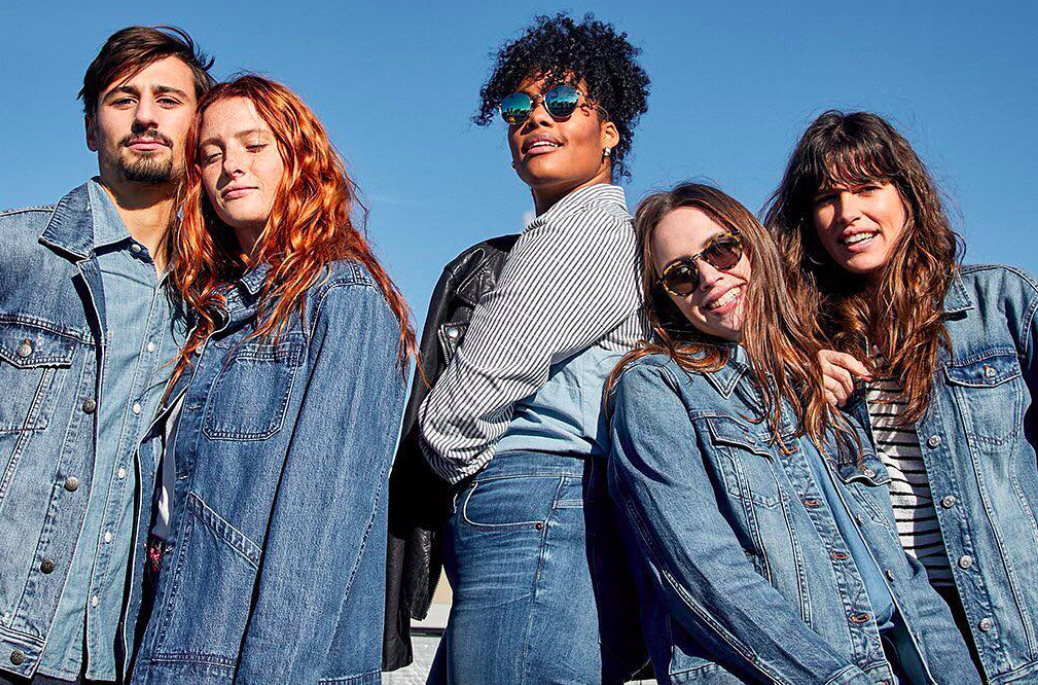 J.Crew and Madewell just took a major step toward sustainable manufacturing