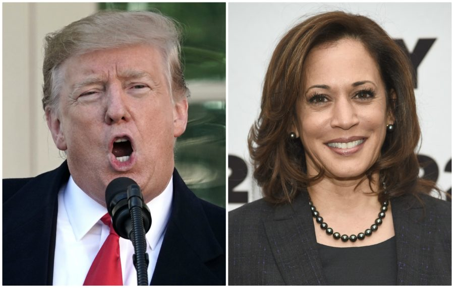 Donald Trump mispronounced Kamala Harris's name, and why are we not surprised?