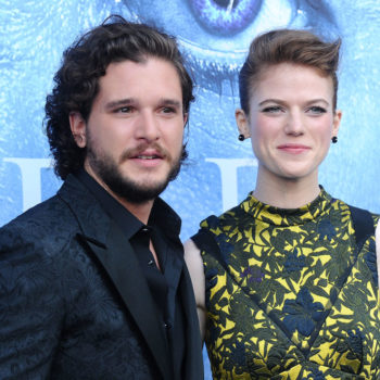 Rose Leslie stopped talking to Kit Harington for the most relatable reason ever
