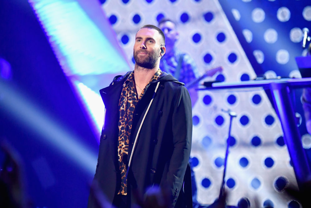 Adam Levine shared a post-game message about his controversial decision to perform at the Super Bowl