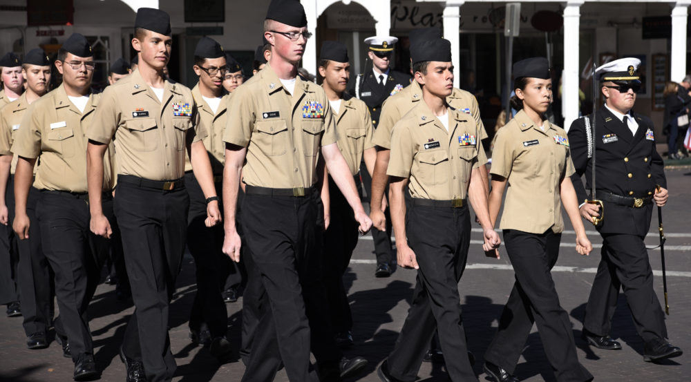 Sexual assault at military academies increased by almost 50% last year, and this is unacceptable