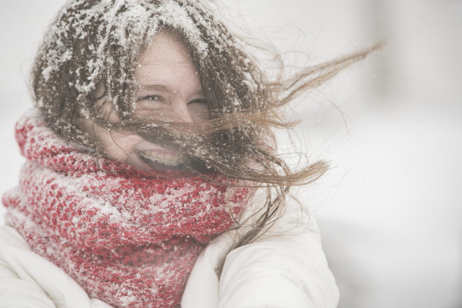 Your Moisturizer Can Actually Hurt Your Skin During a Polar Vortex