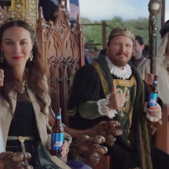 That <em>Game of Thrones</em> and Bud Light Super Bowl crossoverad did not go over well on Twitter