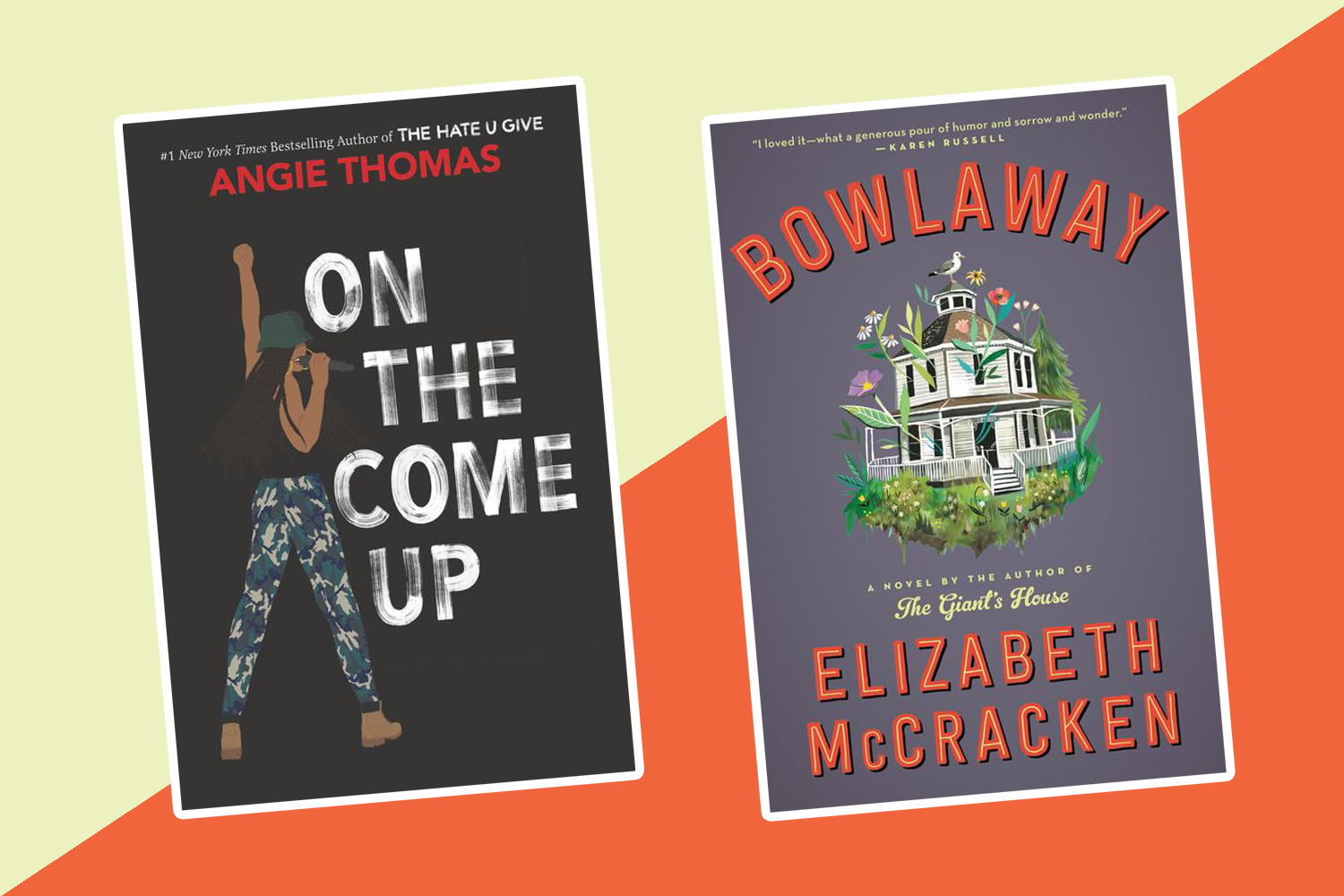 The best new books to read this week: <em>On the Come Up,</em> <em>Bowlaway,</em> and more