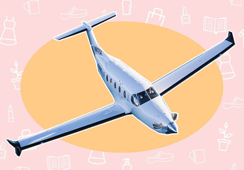 WANT/NEED: Affordable airline tickets on a private jet (for mere mortals like myself), and more stuff you want to buy