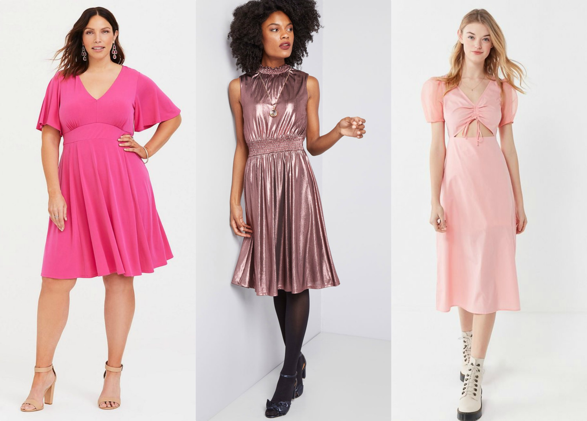 20 Valentine's Day dresses to slay the night in, whether you're boo'd up or single af