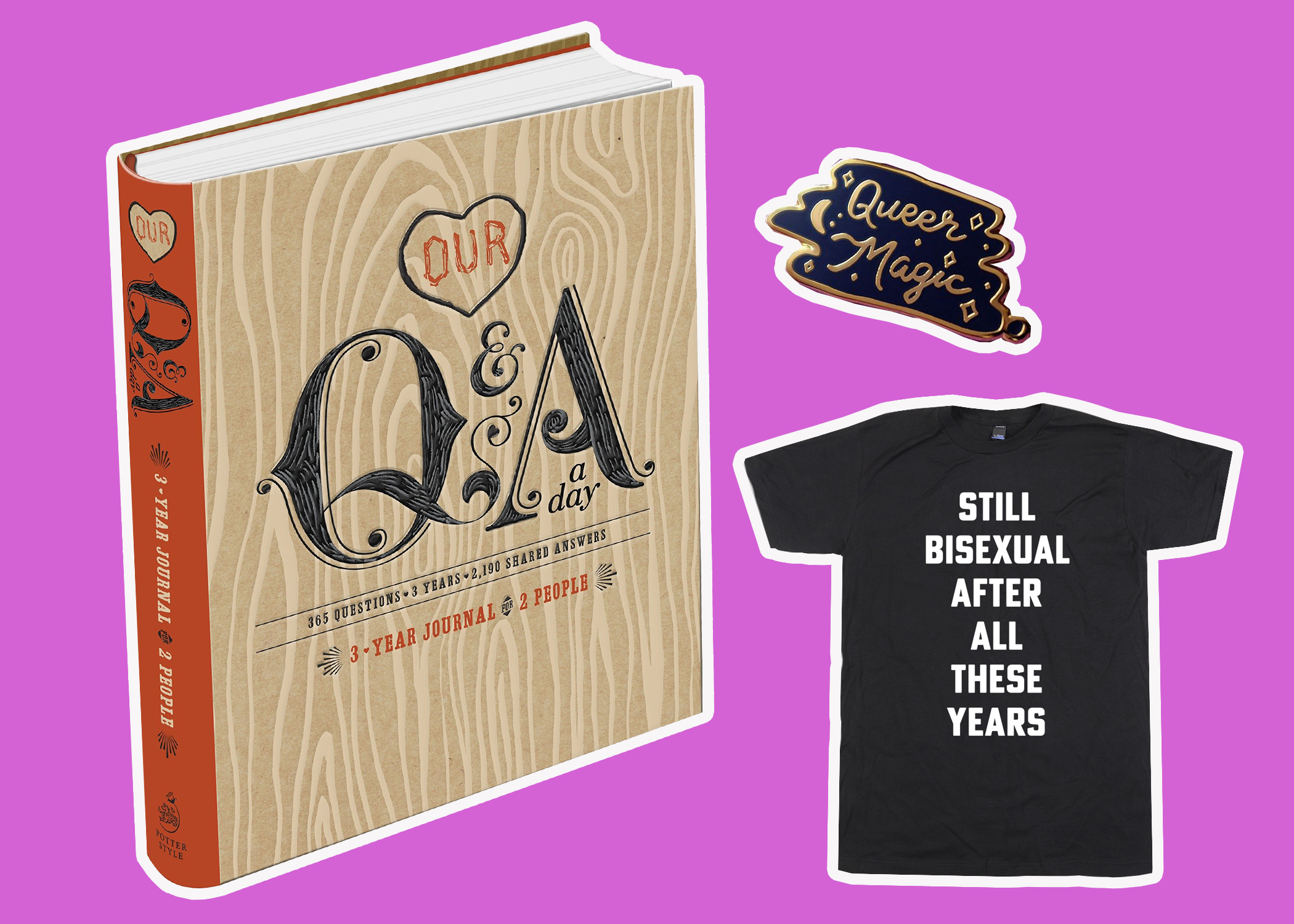 A Valentine's Day gift guide for queer women, because heteronormativity is boring