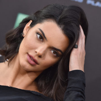 Kendall Jenner just got bangs and is officially Kris Jenner's identical twin