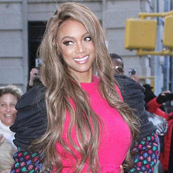 """Tyra Banks is opening a """"model world"""" theme park, and this is wild"""