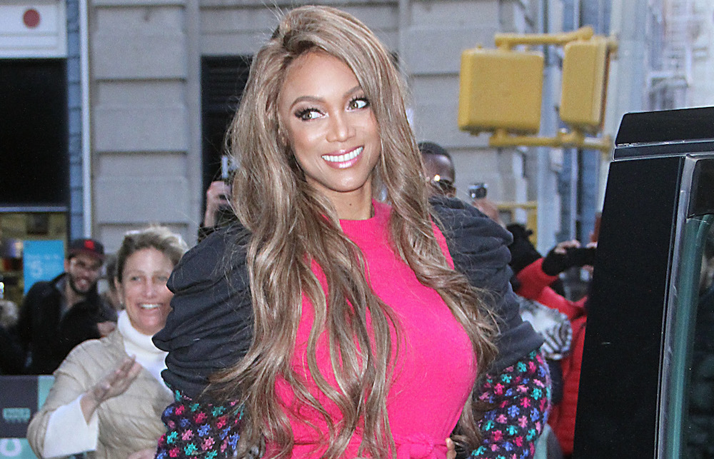 "Tyra Banks is opening a ""model world"" theme park, and this is wild"