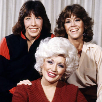Dolly Parton talks about fighting the patriarchy once again for the <em>9 to 5</em> sequel