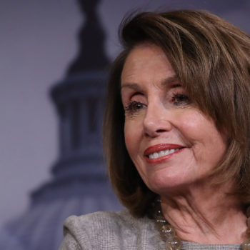 "Nancy Pelosi clarified that ""f*ck you"" clap, and here's what she had to say"