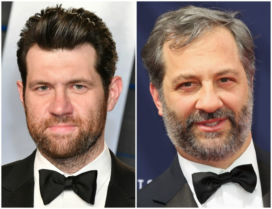 Billy Eichner and Judd Apatow are working on a gay rom-com, and it's a big deal