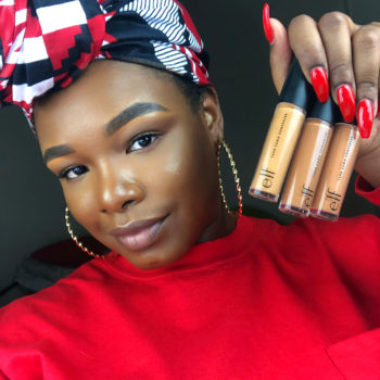 I tested E.l.f. Cosmetics' new 16-hour concealer on a full day of running errands