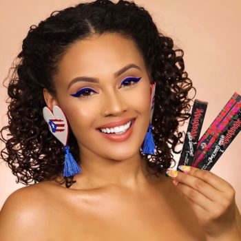 Latina beauty brand Reina Rebelde just launched its first influencer collab