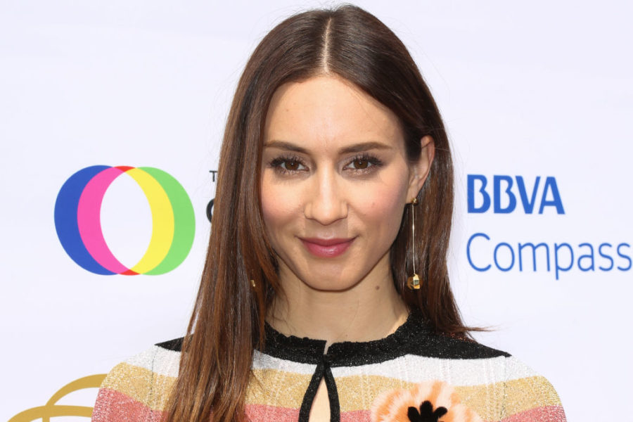 New mom Troian Bellisario reveals why she was initially worried about having a daughter